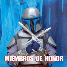 Miembros de Honor